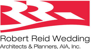 LOGO - ROBERT REID WEDDING ARCHITECTS
